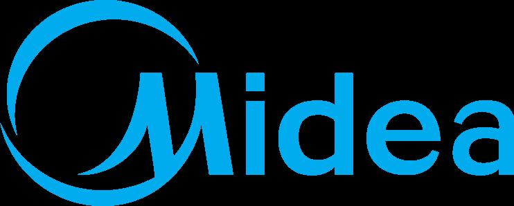 Midea logo ar condicionado split