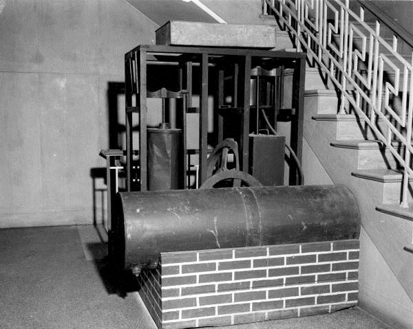 primeiro tipo ar condicionado