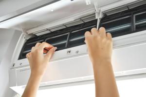 Ar-Condicionado ajuda a evitar formação de mofo