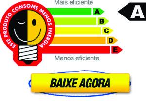 baixar tabela inmetro eficiencia energetica Consumo de Energia Ar Condicionado