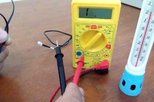 Como Fazer Testes no Sensor de Temperatura do Ar Condicionado