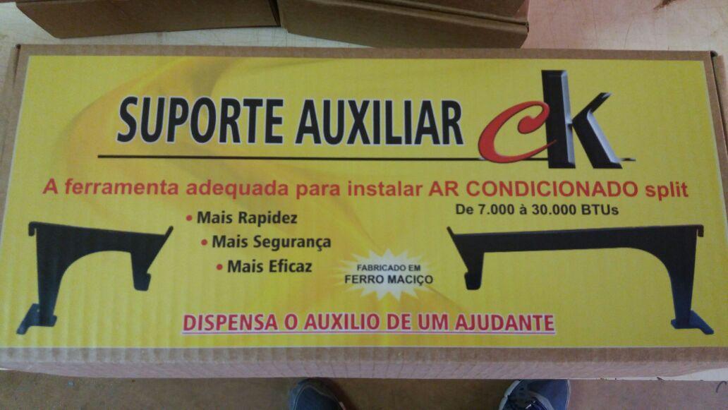 Suporte auxiliar CK