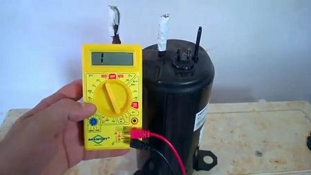 [ Vídeo ] Como Testar e Verificar Compressor Queimado