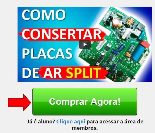 curso de placa eletronica de ar split